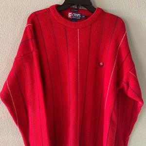 VTG Chaps Ralph Lauren Pullover Men's Sweater
